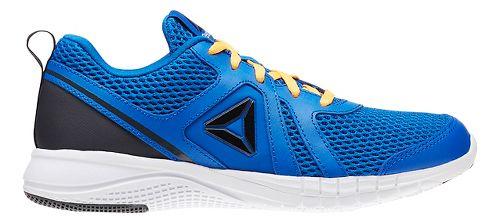 Reebok Print Run 2.0 Running Shoe - Blue/Black 6Y