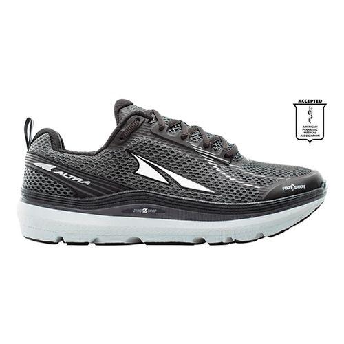 Mens Altra Paradigm 3.0 Running Shoe - Grey/Red 8.5