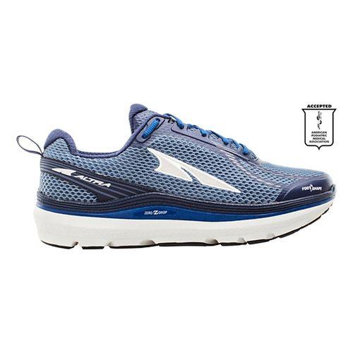 Mens Altra Paradigm 3.0 Running Shoe - Blue 7