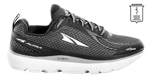 Womens Altra Paradigm 3.0 Running Shoe - Black 11