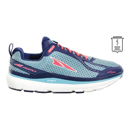 Womens Altra Paradigm 3.0 Running Shoe - Blue 11