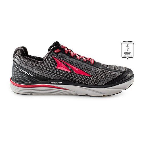 Mens Altra Torin 3.0 Running Shoe - Grey/Red 9.5