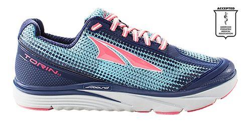 Womens Altra Torin 3.0 Running Shoe - Blue 8.5