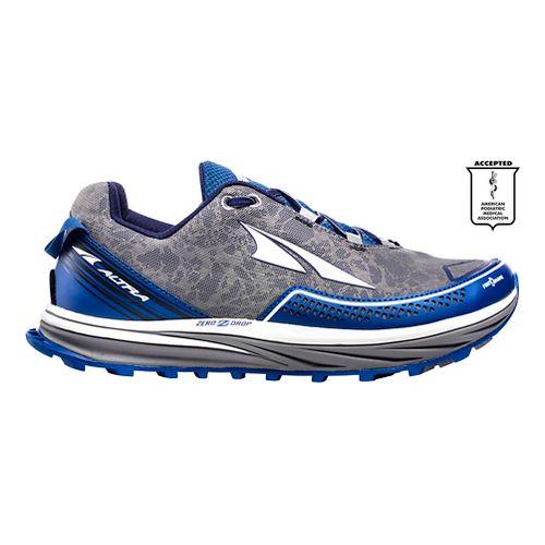 Mens Altra Timp Trail Running Shoe - Blue 12.5