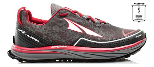 Mens Altra Timp Trail Running Shoe - Red 10.5