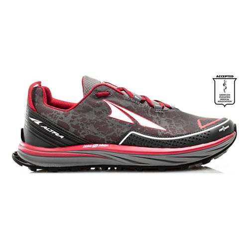 Mens Altra Timp Trail Running Shoe - Red 14
