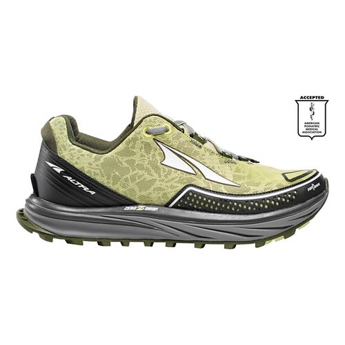 Womens Altra Timp Trail Running Shoe - Green 6.5