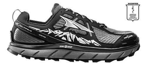 Mens Altra Lone Peak 3.5 Trail Running Shoe - Black 8.5