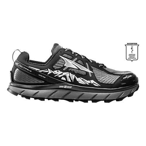 Mens Altra Lone Peak 3.5 Trail Running Shoe - Black 11