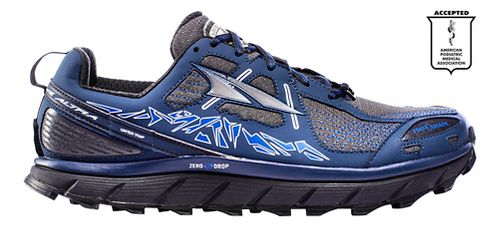 Mens Altra Lone Peak 3.5 Trail Running Shoe - Blue 12.5
