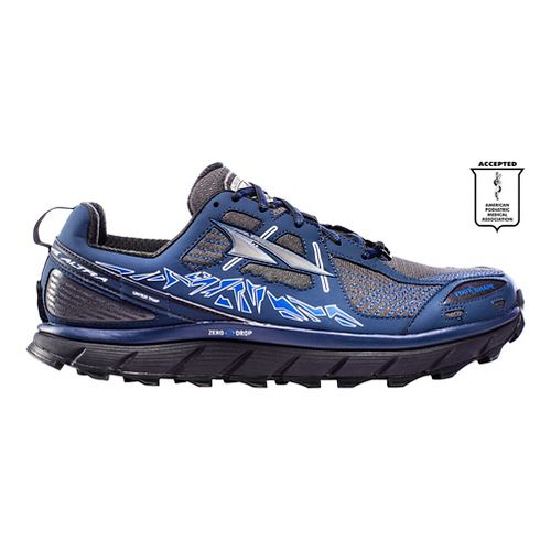 Mens Altra Lone Peak 3.5 Trail Running Shoe - Blue 8