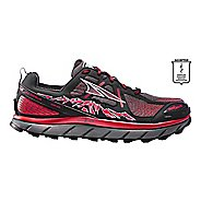 Mens Altra Lone Peak 3.5 Trail Running Shoe - Red 8