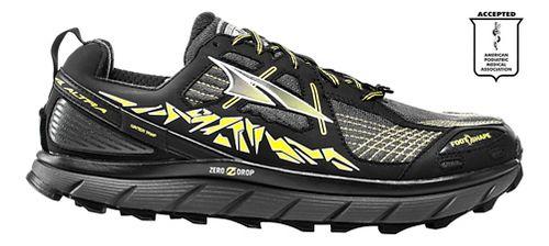 Mens Altra Lone Peak 3.5 Trail Running Shoe - Yellow 10