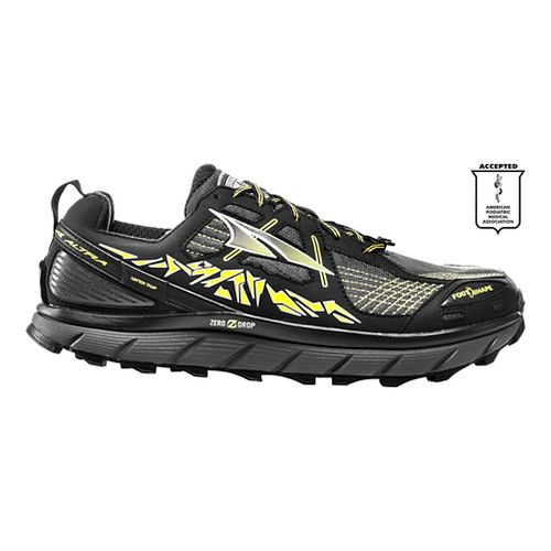 Mens Altra Lone Peak 3.5 Trail Running Shoe - Yellow 13
