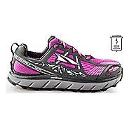 Womens Altra Lone Peak 3.5 Trail Running Shoe - Purple 11