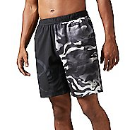 Mens Reebok Camo Speed Unlined Shorts