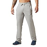 Mens Reebok Elements French Terry Open Hem Pants
