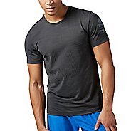 Mens Reebok Running ACTIVChill Tee Short Sleeve Technical Tops