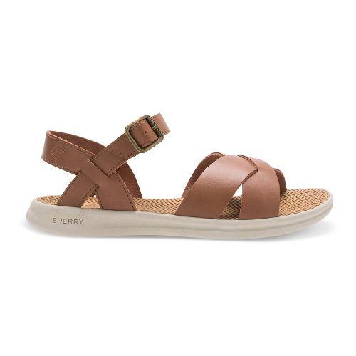 Sperry Top-Sider Baytide Sandals Shoe - Tan 6Y