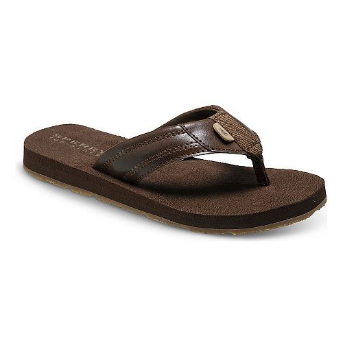 Sperry Top-Sider Topsail Casual Sandals Shoe - Brown 12C