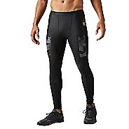 Mens Reebok CrossFit Compression Solid Tights & Leggings Pants