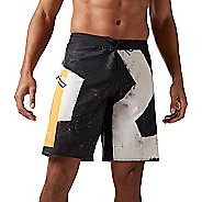Mens Reebok CrossFit Super Nasty Core Star Unlined Shorts
