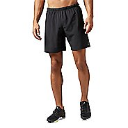 "Mens Reebok Running Essentials 8"" Lined Shorts"