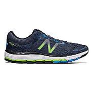 Mens New Balance 1260v7 Running Shoe - Thunder/Black 16