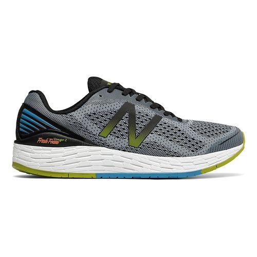 Mens New Balance Fresh Foam Vongo v2 Running Shoe - Grey/Black 11