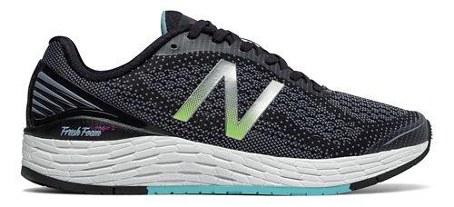 Womens New Balance Fresh Foam Vongo v2 Running Shoe - Black 9.5