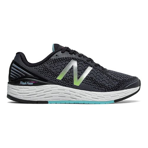 Womens New Balance Fresh Foam Vongo v2 Running Shoe - Black 6.5