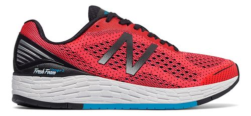 Womens New Balance Fresh Foam Vongo v2 Running Shoe - Coral/Black 12