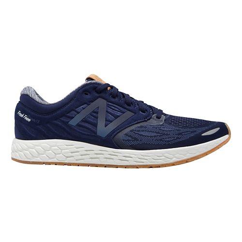 Womens New Balance Fresh Foam Zante v3 Omni Running Shoe - Navy 8.5