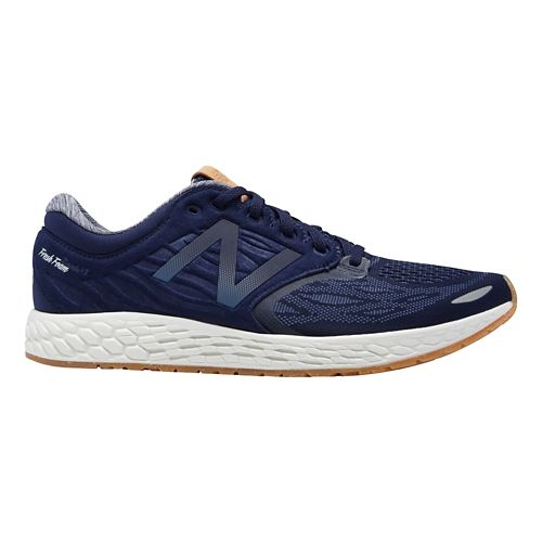 Womens New Balance Fresh Foam Zante v3 Omni Running Shoe - Navy 9
