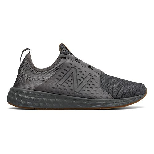Mens New Balance Fresh Foam Cruz v1 Omni Running Shoe - Dark Grey 11.5