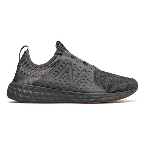 Mens New Balance Fresh Foam Cruz v1 Omni Running Shoe - Dark Grey 12