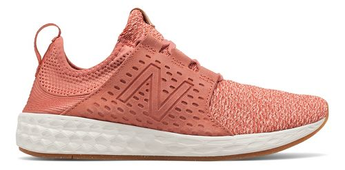 Womens New Balance Fresh Foam Cruz v1 Omni Running Shoe - Rose 9