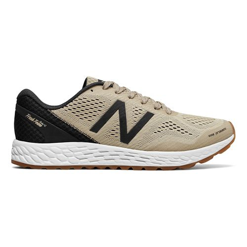 Mens New Balance Fresh Foam Gobi v2 Trail Running Shoe - Beige 9.5