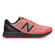 Womens New Balance Fresh Foam Gobi v2 Trail Running Shoe - Coral/Black 8.5