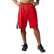 Mens Reebok Workout Ready Basketball Unlined Shorts