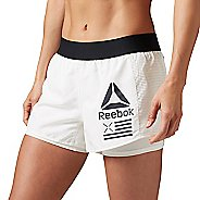 Womens Reebok 2-in-1 Shorts