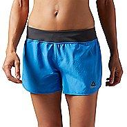 "Womens Reebok 4"" Woven Lined Shorts"