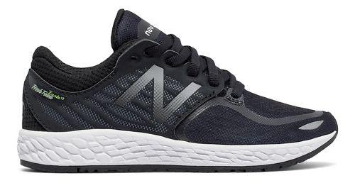 New Balance Fresh Foam Zante v3 Running Shoe - Black/Black 2.5Y