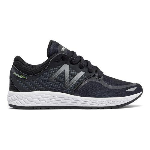 New Balance Fresh Foam Zante v3 Running Shoe - Black/Black 1.5Y