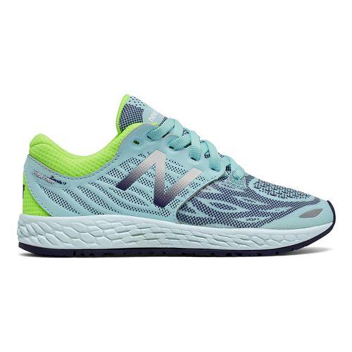 New Balance Fresh Foam Zante v3 Running Shoe - Teal/Green 2.5Y