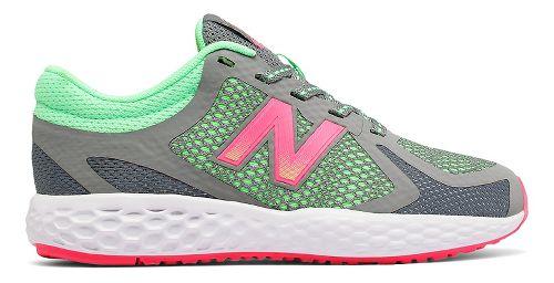 New Balance 720v4 Running Shoe - Grey/Green 5.5Y
