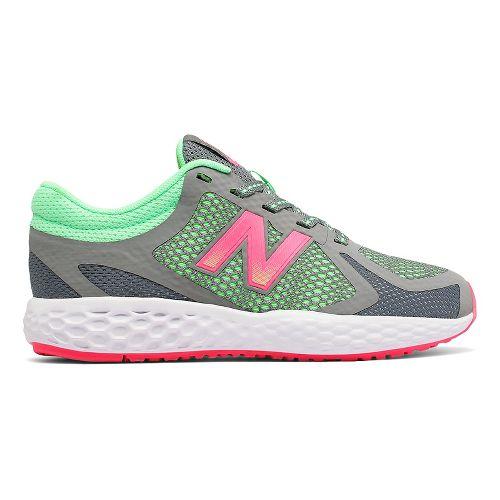 New Balance 720v4 Running Shoe - Grey/Green 1.5Y