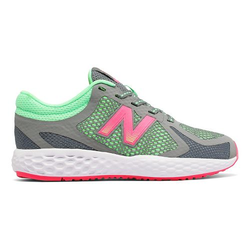 New Balance 720v4 Running Shoe - Grey/Green 13C
