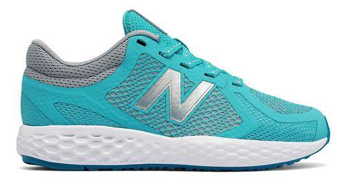 New Balance 720v4 Running Shoe - Blue/Grey 7Y