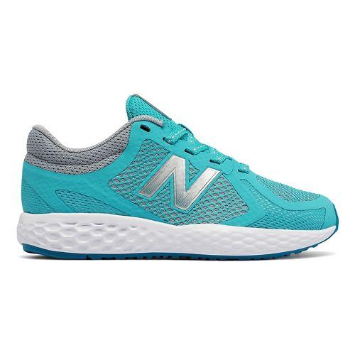 New Balance 720v4 Running Shoe - Blue/Grey 1.5Y